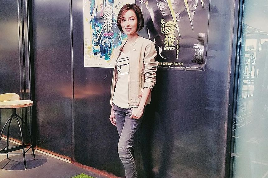 When Michelle Saram is not travelling, she spends time at home in Singapore.