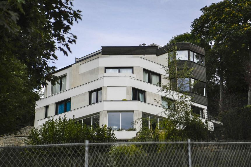 After weeks in a Paris hotel, Neymar is said to have rented a five-storey luxury house.