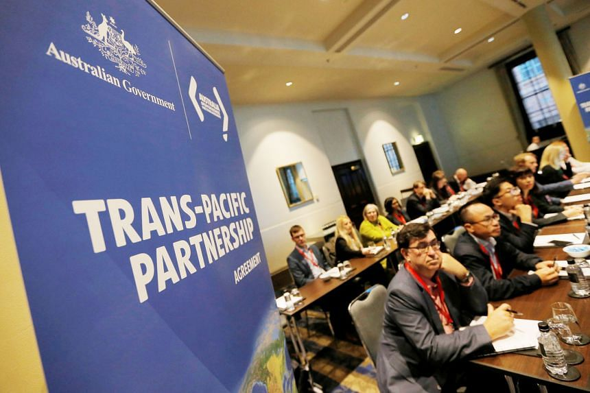 Delegates at the opening session of the Trans-Pacific Partnership senior leaders' meeting in Sydney on Monday. The TPP holds important lessons for other ambitious regional trade deals both in terms of process and content. Furthermore, several chapter