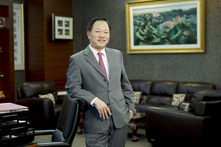 Mr Derek Goh, chief executive officer of Serial System, says his firm wants to go into the Taiwan and Hong Kong durian markets after China.