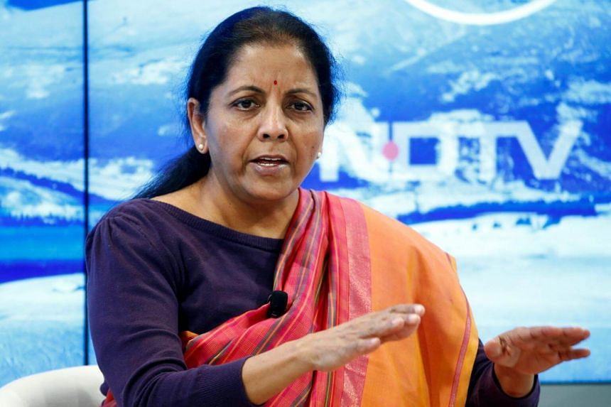 Ms Nirmala Sitharaman was appointed India's Defence Minister, on Sept 3, 2017.