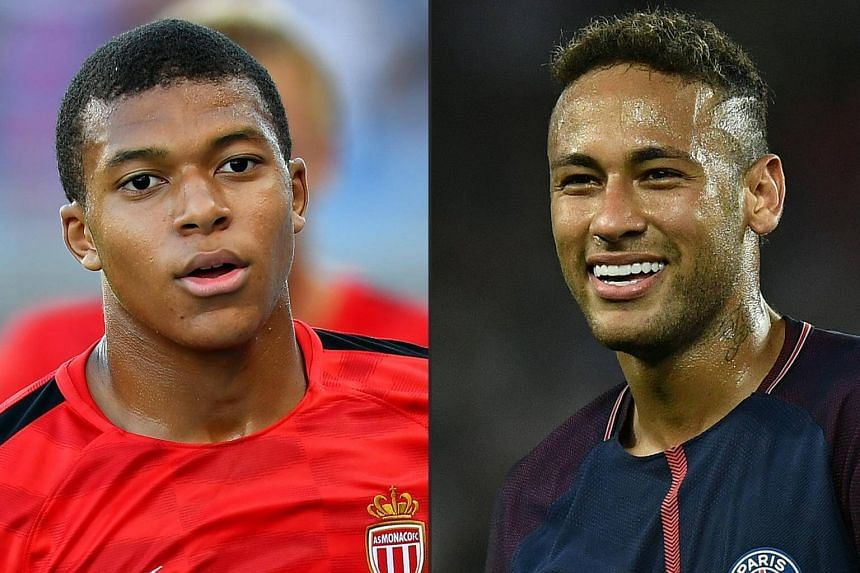 After spending €380 million (S$611.94 million) to secure the services of Neymar (right) and Kylian Mbappe (left), Paris Saint-Germain's next task is to make sure they do not break Uefa's Financial Fair Play (FFP) rules.