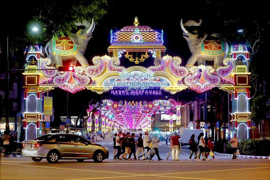 Activities to usher in the annual Deepavali festival have begun, with a street light-up ceremony in Little India last night officiated by Deputy Prime Minister Teo Chee Hean. Deepavali, popularly known as the Festival of Lights, is the most important