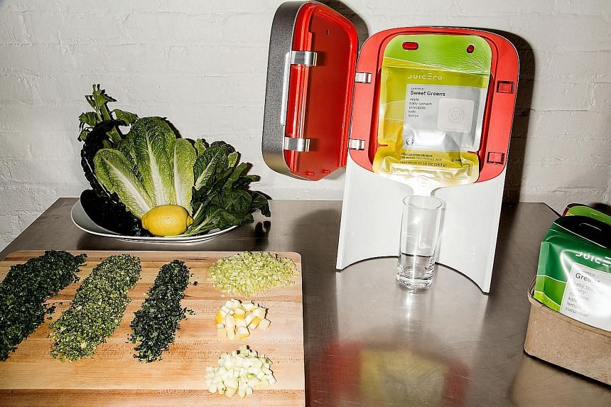 Juicero sold a $945 Wi-Fi-enabled juicer in a bold bid to capitalise on the hype around the so-called Internet of Things.