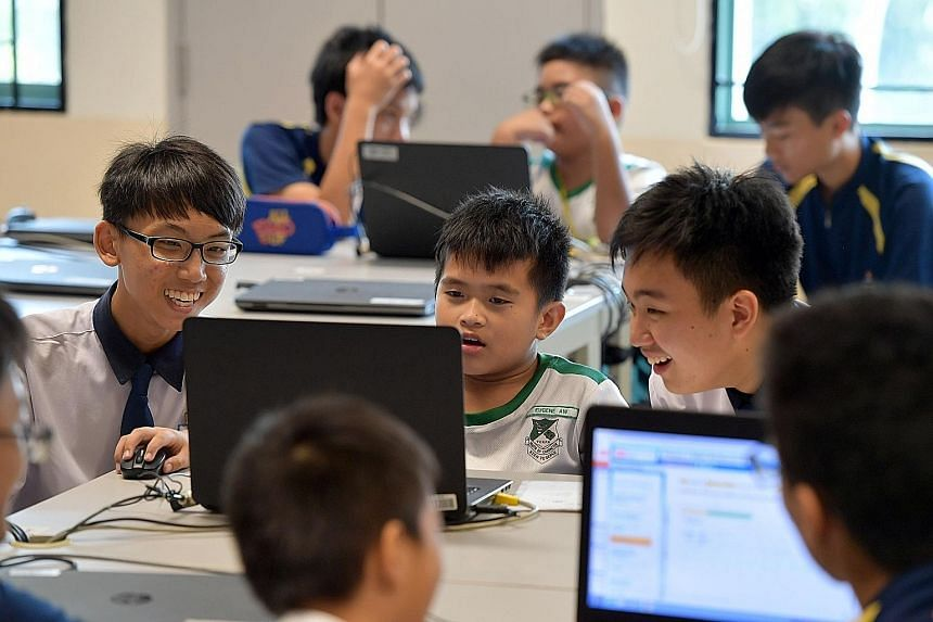 Parents in Singapore are prepared to go the extra mile for their children's education, according to an HSBC survey. About four in five started making plans for their children's education and 74 per cent started making funding decisions even before th