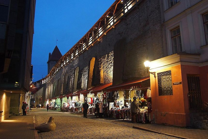 Explore Tallinn in Estonia on Silversea Expeditions' cruise from Copenhagen to Stockholm.