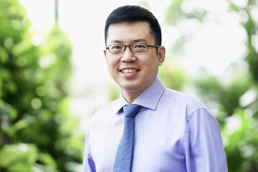 Ang Wee Gee, CEO of Keppel Land.