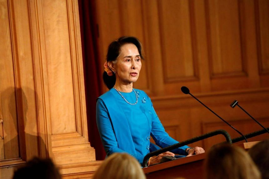 Indonesia's foreign minister is due to meet Myanmar leader Aung San Suu Kyi on Monday (Sept 4) to discuss delivering humanitarian aid to members of Myanmar's Rohingya minority.