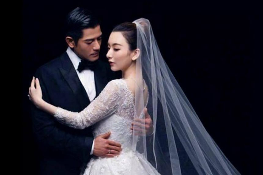 Pop star Aaron Kwok and his wife Moka Fang are said to have quietly welcomed a daughter, almost five months after their wedding.