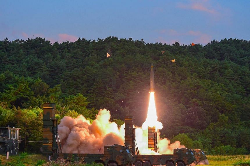 The defence ministry was called by parliament on Monday to answer questions about North Korea's sixth and largest nuclear test that was carried out a day earlier.