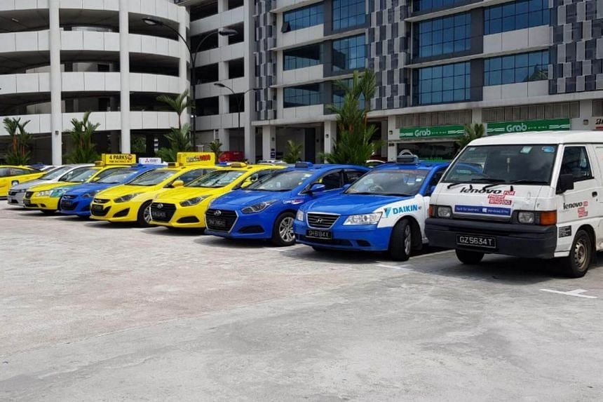 Competition in the taxi and private-hire industry is hotting up with operators battling one another  to retain drivers as their cumulative fleet size approach 80,000 - three times what it was just four years ago.