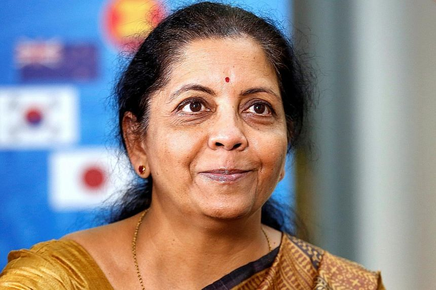 Ms Nirmala Sitharaman will be charged with carrying out a military modernisation programme costing about $339.4 billion.