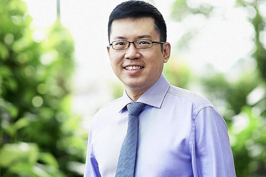 Mr Ang Wee Gee will vacate his post as CEO on Dec 31 to pursue other interests. He is leaving Keppel Land after more than 26 years of service.