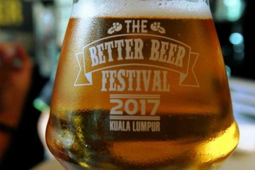 The Better Beer Festival started in 2012.