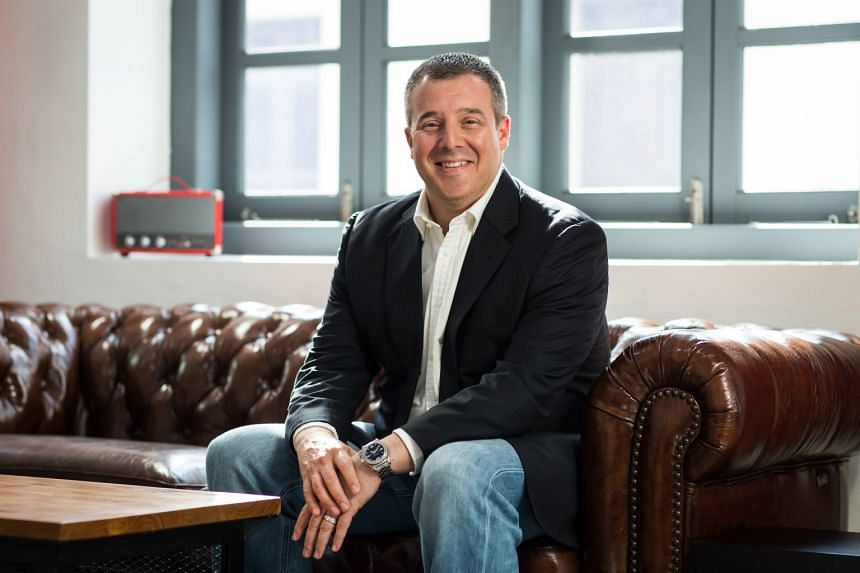 Brian Rogove, founder and CEO of ChangedEdu.