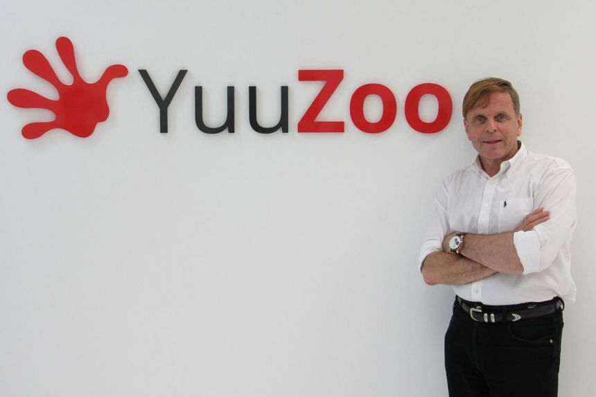 Mr Thomas Zilliacus, founder, chairman and CEO of YuuZoo Corp.