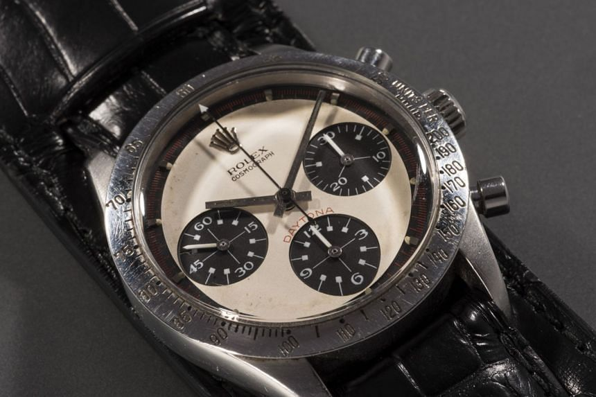 Oscar winner Paul Newman's 1968 Rolex Daytona, which many thought missing for decades, was given in 1984 to his daughter's then boyfriend James Cox.