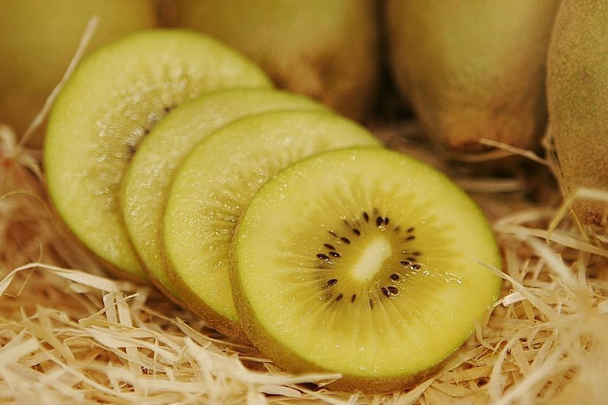 Some people develop severe reactions to wheat in bread, while others are allergic to kiwi fruit.
