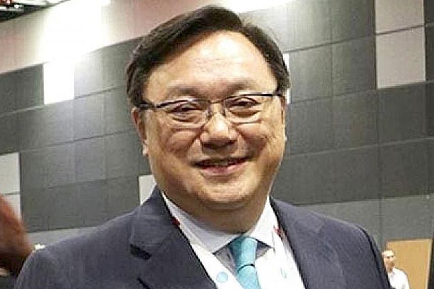 Mr Patrick Teng.