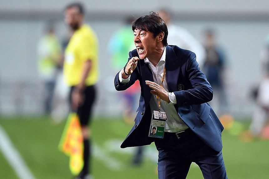 South Korea coach Shin Tae Yong knows that his team must defeat Uzbekistan in Tashkent to ensure qualification for the World Cup Finals for a ninth successive time.