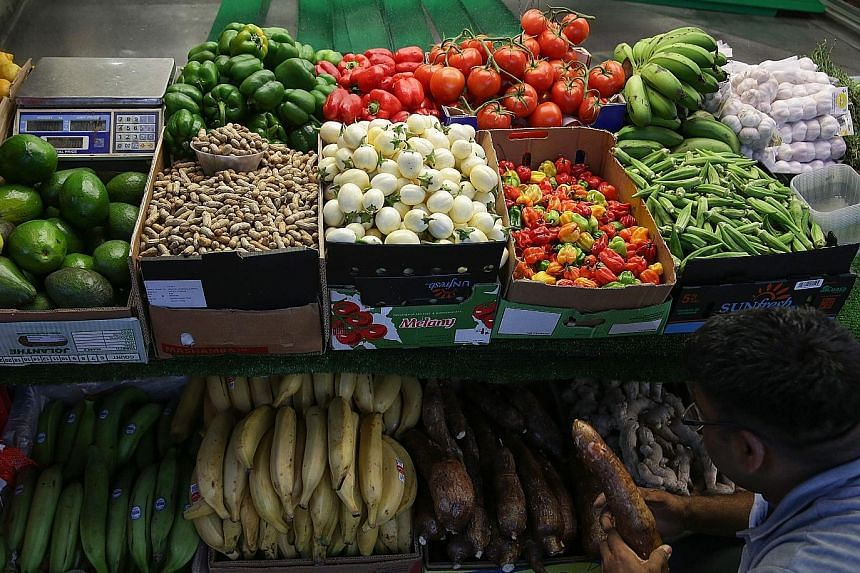 The study shows that people may buy more vegetables if they are cheaper, but it is hard to track the actual consumption.