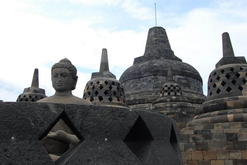 Islamist groups say they plan the demonstration close to the stupa-topped Borobudur temple to call for an end to violence against the religious and ethnic minority in Myanmar.