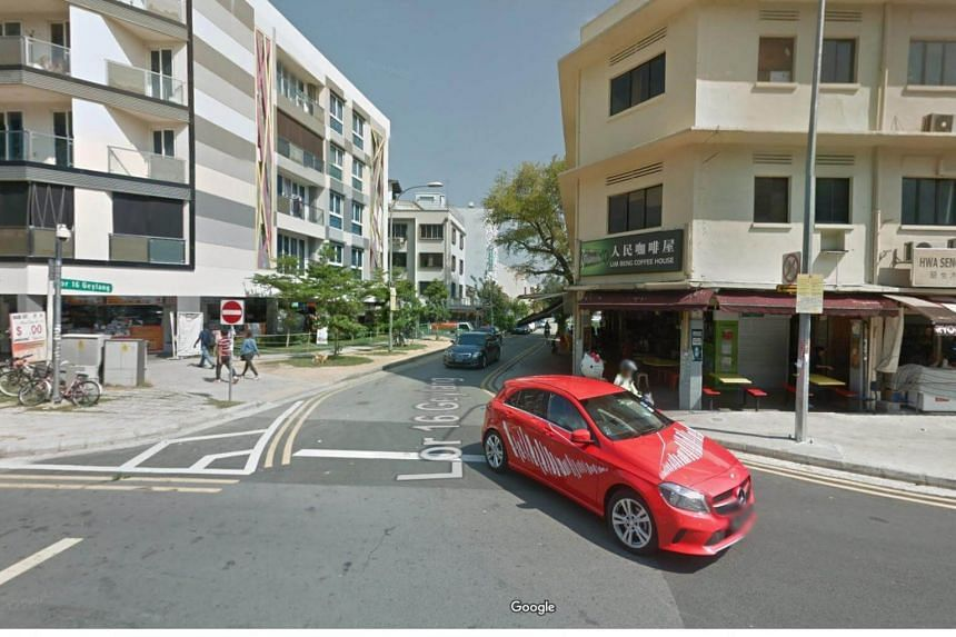 The man allegedly took seven USB cables from the store along Geylang Lorong 16, worth $5 each, Lianhe Wanbao reported on Tuesday.