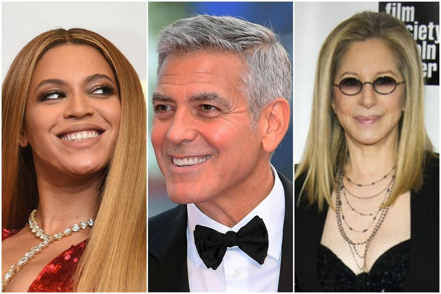 """""""Hand in Hand,"""" a Benefit for Hurricane Harvey Relief, will be headlined by singer Beyonce and actor George Clooney with performances by celebrities like Barbra Streisand."""