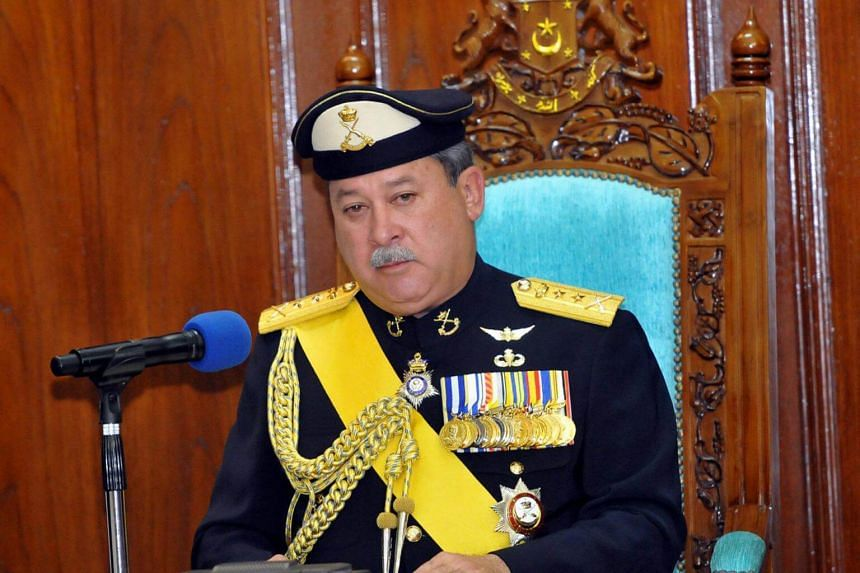 """Sultan Ibrahim of Johor has changed the official English form of address for him from """"His Royal Highness"""" to """"His Majesty""""."""