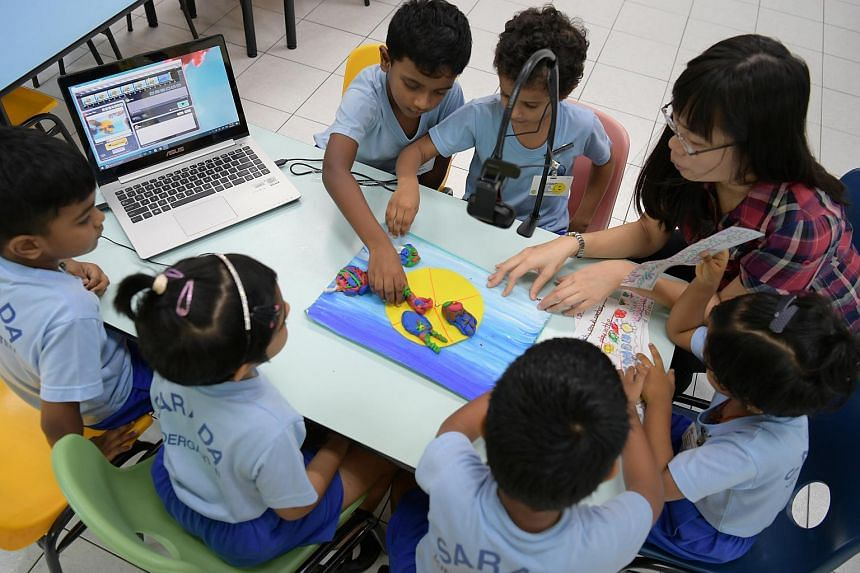 The MasterCard survey showed that 24.4 per cent of respondents in Singapore indicated support for children's education and health.