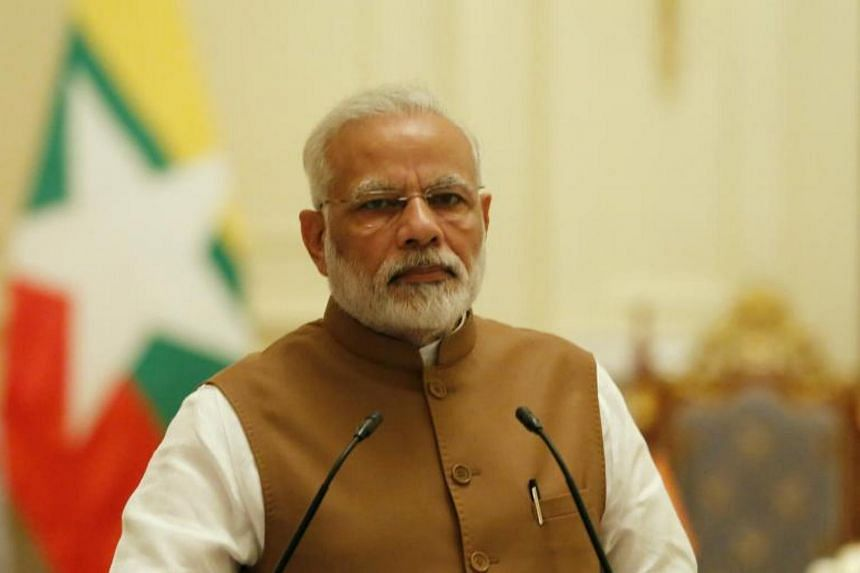 Indian Prime Minister Narendra Modi said India and Myanmar had similar security interests in the region.