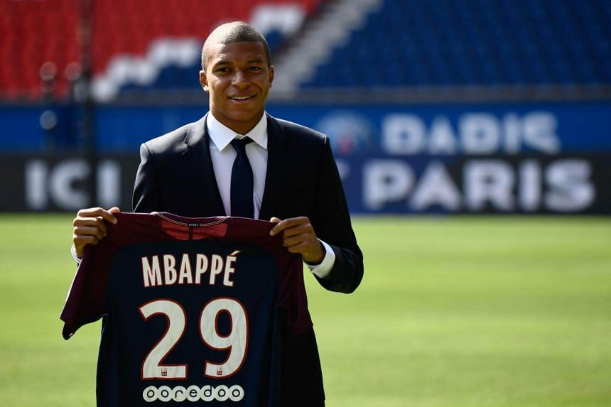 uk availability 23892 41247 Football: Kylian Mbappe says change of heart triggered PSG ...
