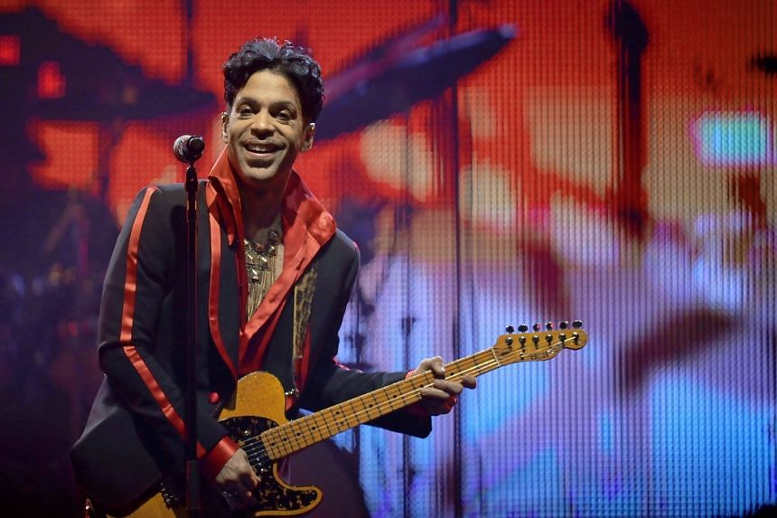 Prince (above, in 2010) left no will when he died in April 2016 at age 57.