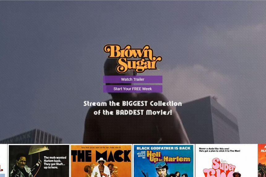 "Amazon on Tuesday launched Brown Sugar, the new subscription-video-on-demand service featuring what it calls the biggest collection of the""baddest"" African-American movies for its prime members."