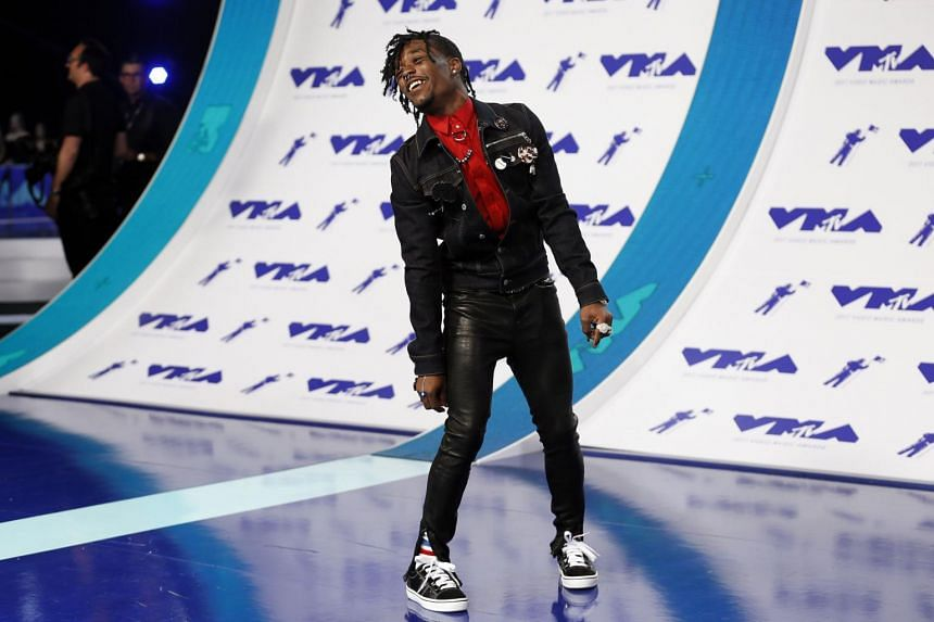Breakout hip-hop experimentalist Lil Uzi Vert's Luv Is Rage 2 (Generation Now/Atlantic) hit No. 1 on the Billboard album chart in its first week.
