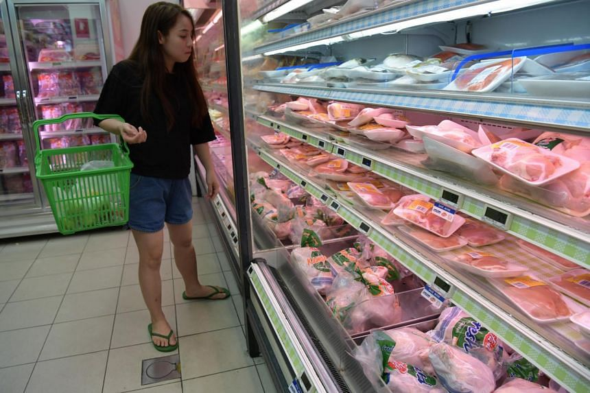 A diet with plenty of red meat and poultry is linked to a higher risk of diabetes among Singapore Chinese, according to a new study.