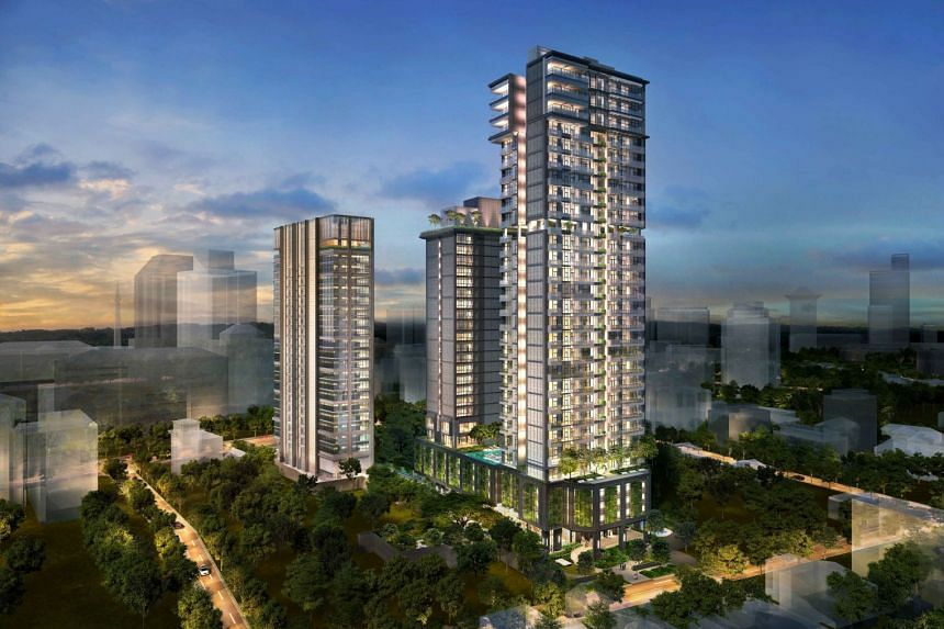 The Stature Jakarta, to be completed by end-2020, is CapitaLand's first integrated development in Indonesia.