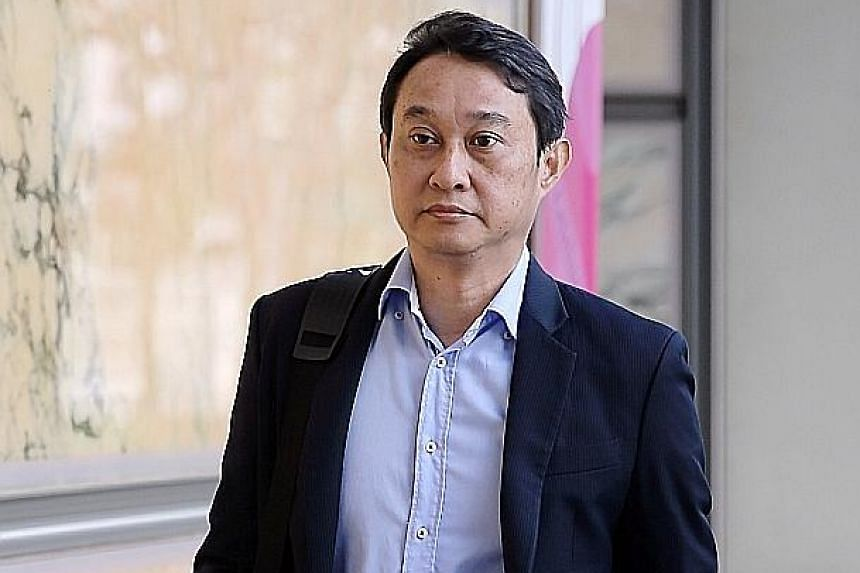Chew Eng Han is the only one of the six former church leaders who has not started serving his jail term.