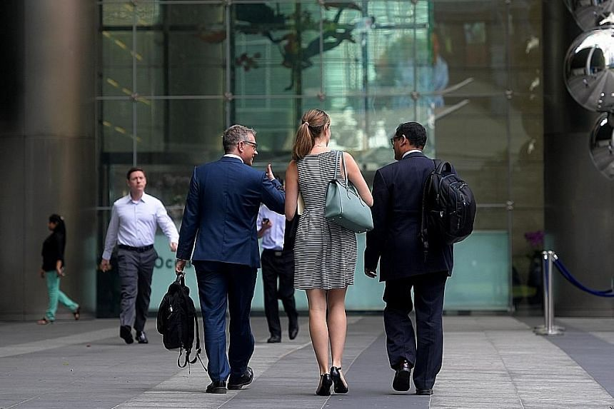 Singapore was ranked ninth in an annual survey that aims to capture the views of executives, skilled workers, students and retirees living outside the country where they grew up, based on conditions such as quality of life, political stability and co