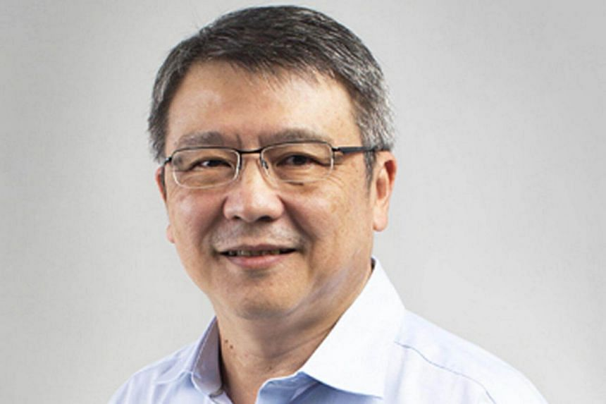 Mr Tim Oei took the helm of the National Kidney Foundation in August.