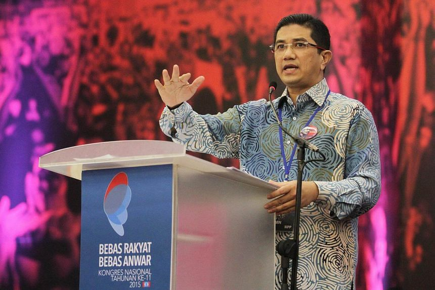 Datuk Seri Azmin made the comments in response to Dr Mahathir's statement on Wednesday that the opposition Pakatan Harapan (PH) pact was having some problems with the PKR.
