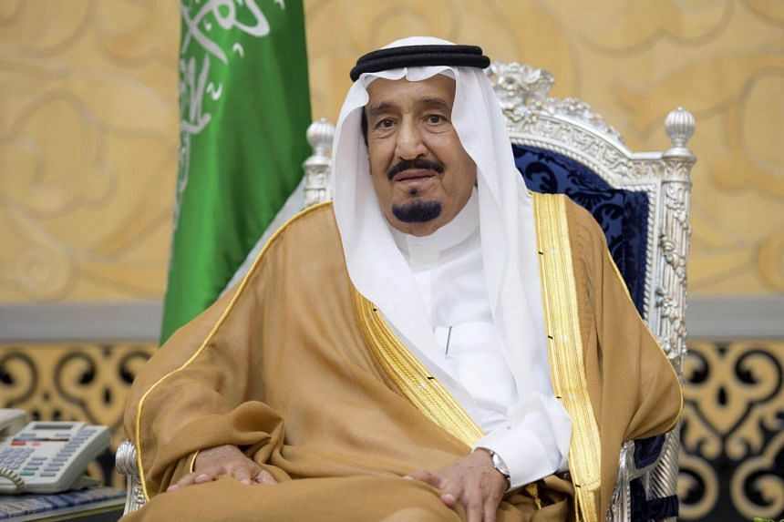 King Salman of Saudi Arabia will make an official visit to Washington early next year for talks with United States President Donald Trump.