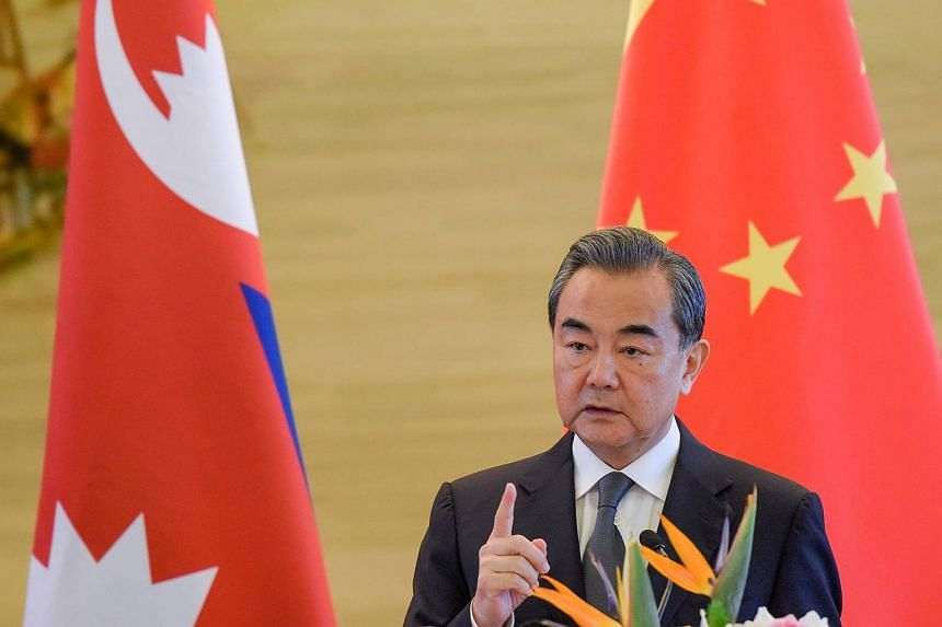 Chinese Foreign Minister Wang Yi said that China agrees that the UN Security Council should respond further to the new developments on the Korean peninsula by taking necessary measures.