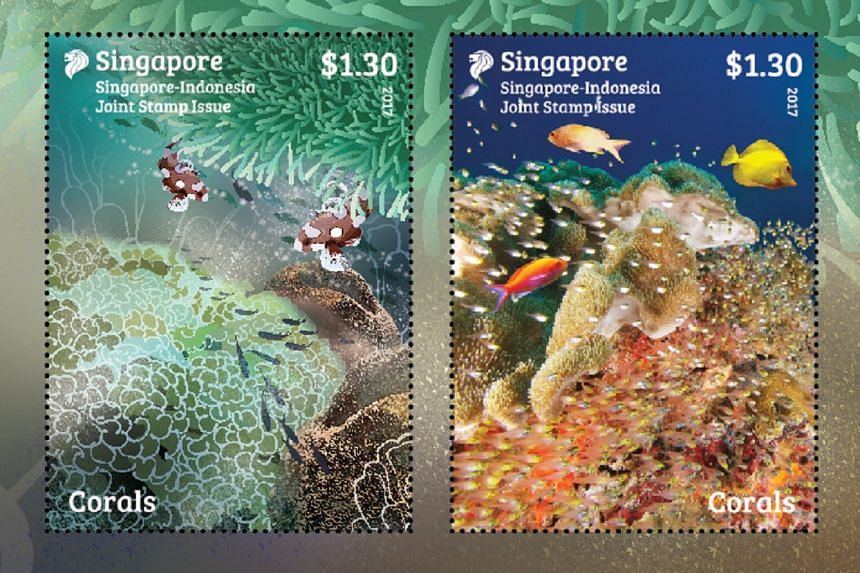 The stamps and Miniature Sheets will go on sale from Thursday (Sept 7) at all post offices.