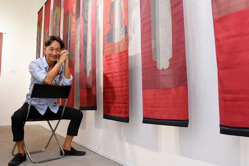 Fashion designer Benny Ong's Walking The Thought exhibition highlights the industry's oft-forgotten weavers.