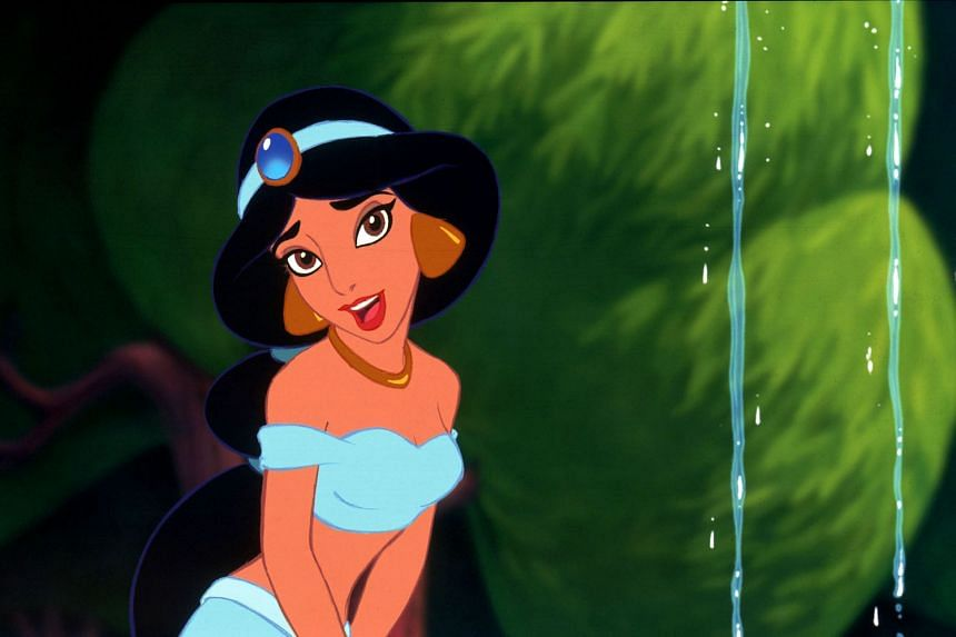 A cinema still of Disney's animated classic Aladdin, which is now being made into a live-action version.