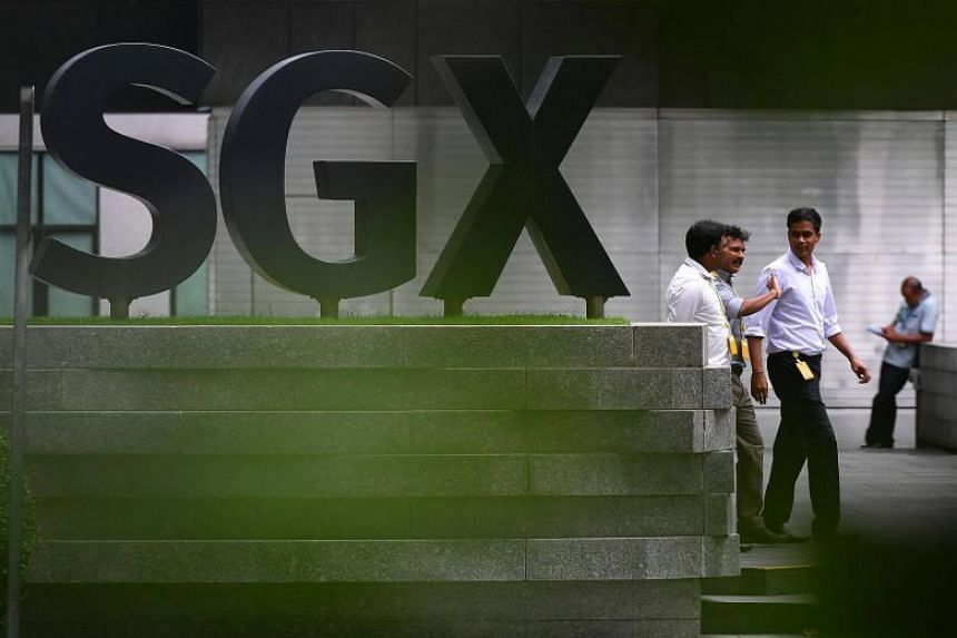 Singapore shares opened higher on Thursday (Sept 28), with the benchmark Straits Times Index at 3,247.45 in early trade, up 0.35 per cent, or 11.3 points.