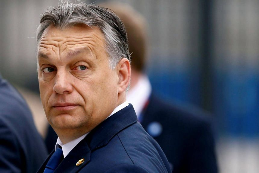 """Hungarian Prime Minister Viktor Orban said, """"Hungary is a European Union member, so the bloc's treaties must be respected and the court's rulings must be acknowledged."""""""