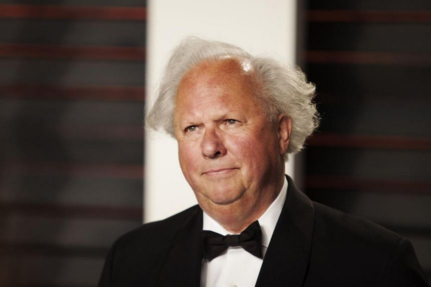 Graydon Carter, the editor of Vanity Fair, at the magazine's Oscar party in Beverly Hills, Californing, on Feb 28, 2016.