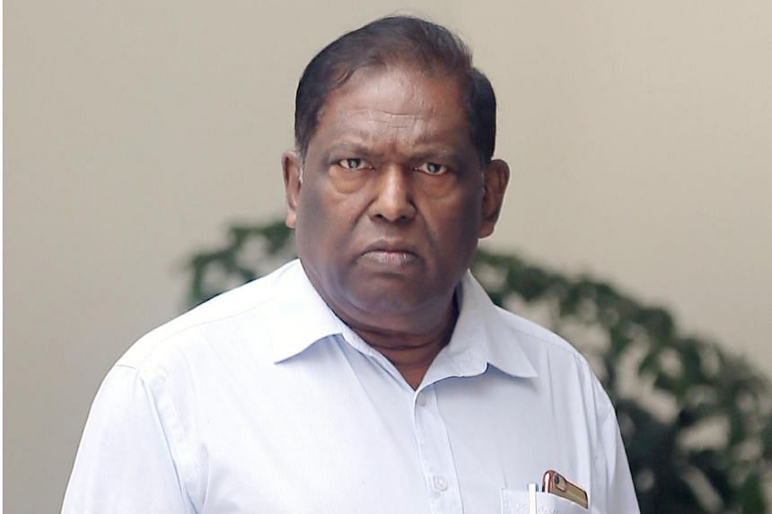 Engineer S.N. Vasutavan, 69, was sentenced to 10 days' jail and banned from driving for five years for a negligent act that caused the death of the rider of a motorcycle.